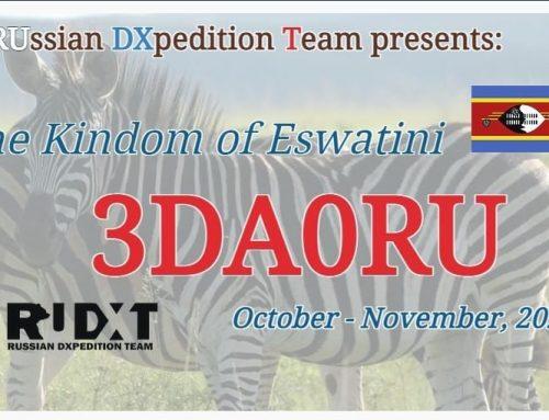 Kingdom of Eswatini na pasmach….